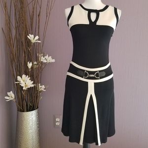 Two-piece Skirt Set Made in France NWOT